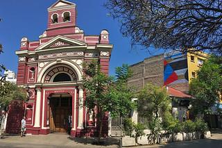 Santiago - Parroquia de la Vera Cruz