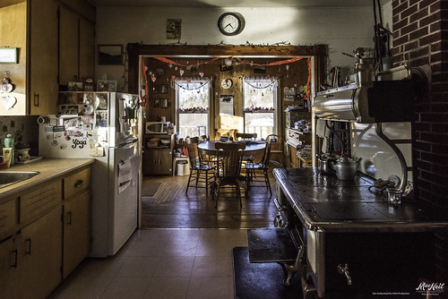 wood house kitchen farmhouse farm country stove capebreton