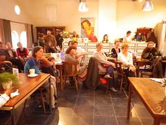 De herberg Macharius taartenbakwedstrijd op 14 februari 2016
