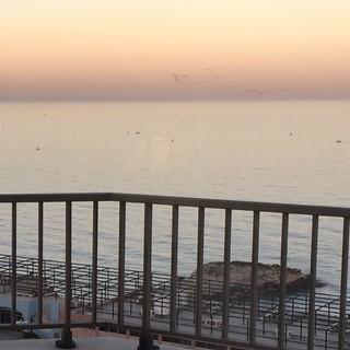 al-Mashtal Hotel view, Gaza City, Palestine 2016