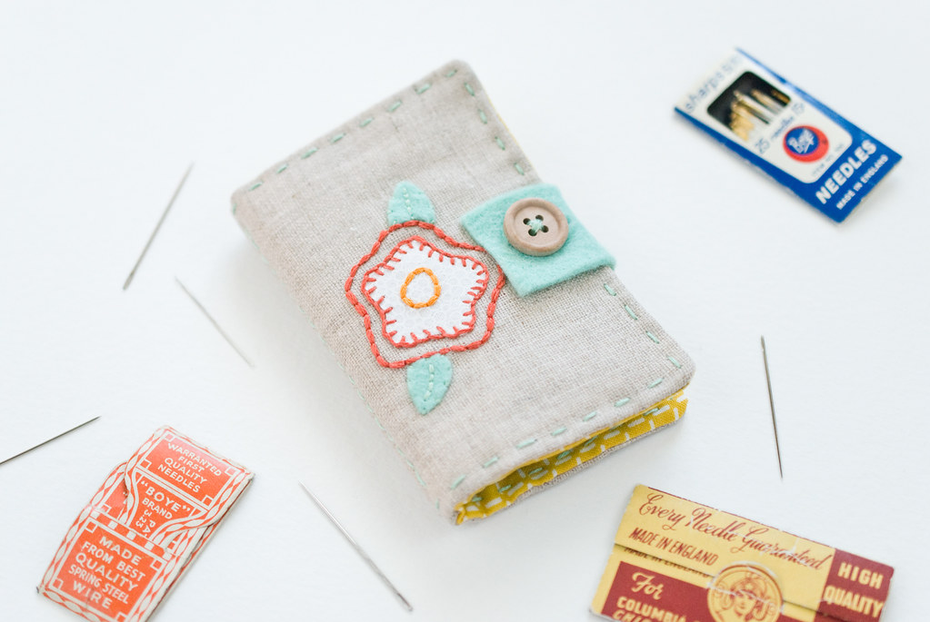 Easy Needle Book