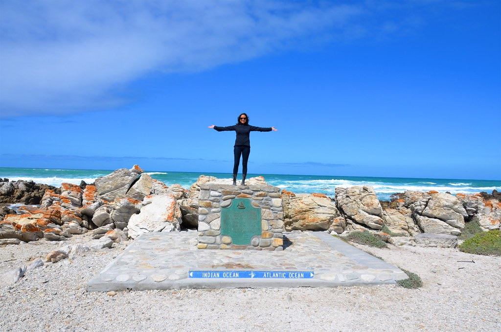 Cape Agulhas, Southernmost Tip of Africa