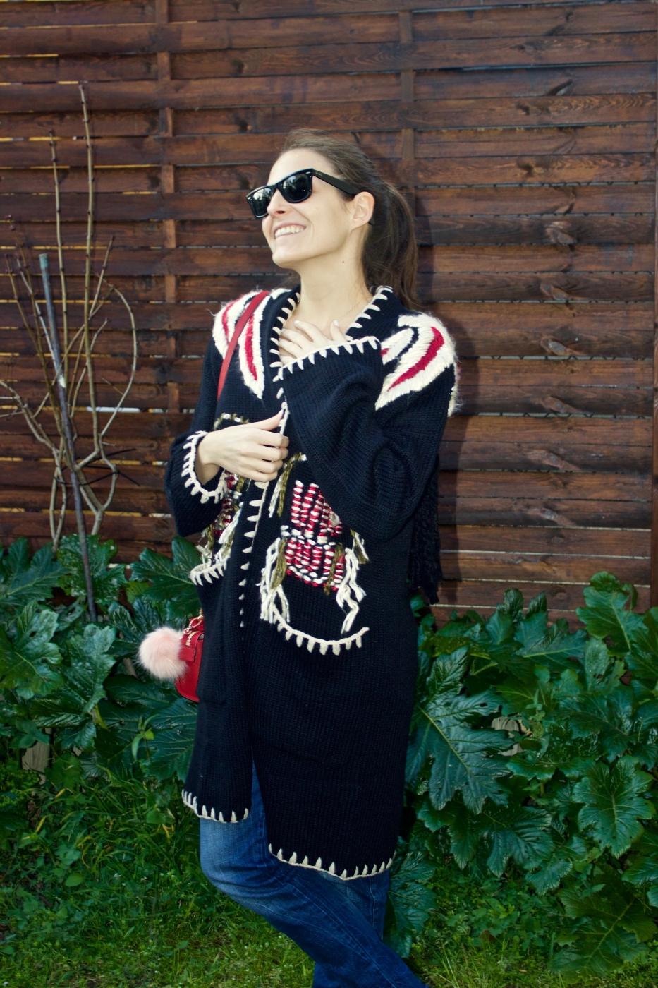 lara-vazquez-madlula-style-fashion-blog-moda-streetstyle-look-ootd-cardigan-casual