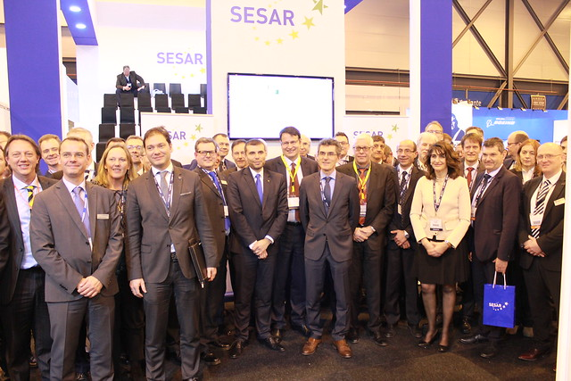 SESAR at WAC 2016 - S2020 Membership