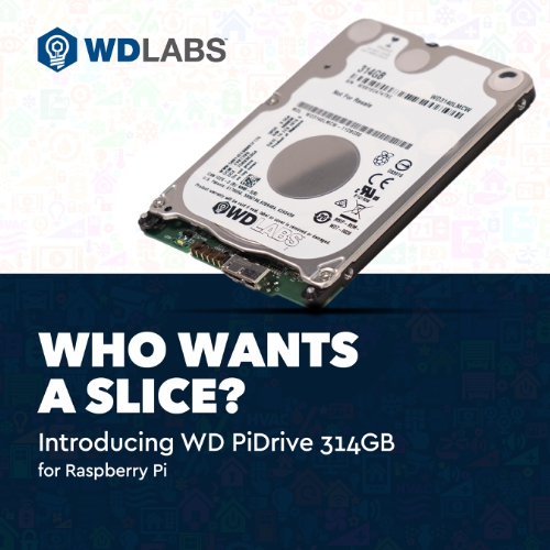WD PiDrive
