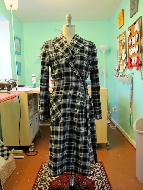Simplicity 1799 robe