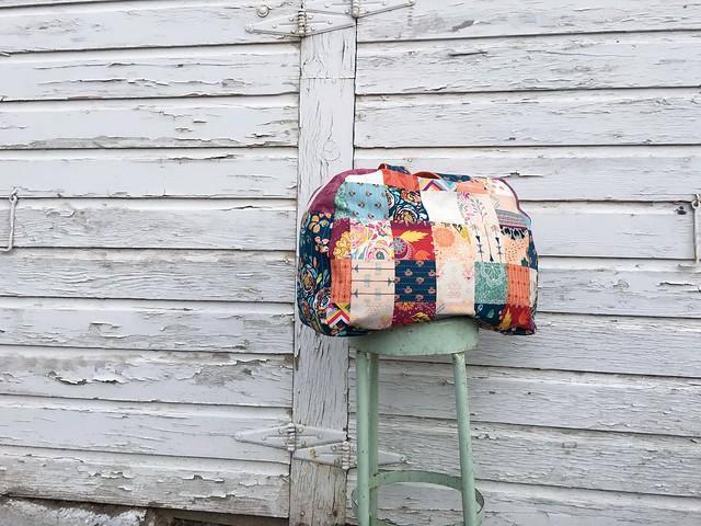 Fleet & Flourish Bag ~ Nicke Cutler