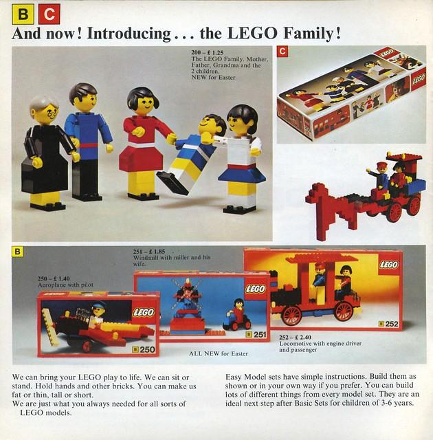 ThrowbackThursday: 1974 | Brickset: LEGO set guide and database