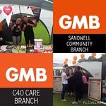 GMB Sandwell & c40 Care Branch