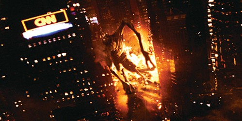 Cloverfield - screenshot 9