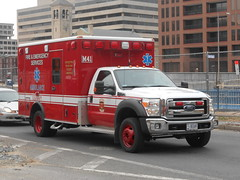 US Navy Ambulance