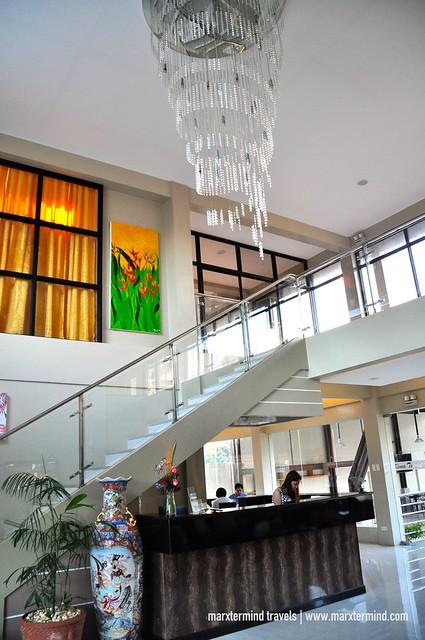 Lobby Area of Rema Tourist Inn