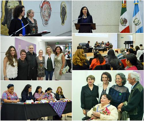 Conmemora Embajada Día Internacional de la Mujer con mes de actividades