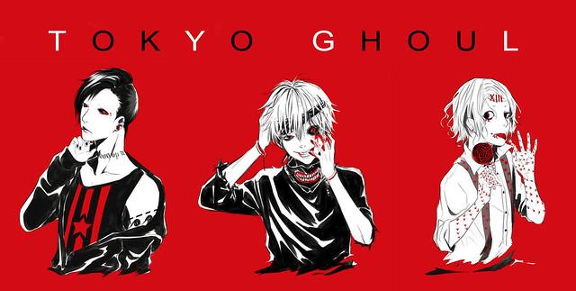 Tokyo Ghoul  (5)