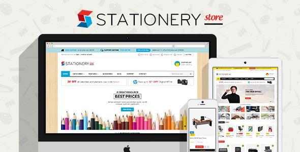 Pts Stationery v1.0 – Responsive Prestashop 1.6 Theme
