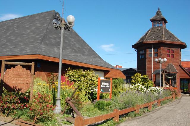 Museo, Villarica, Chile