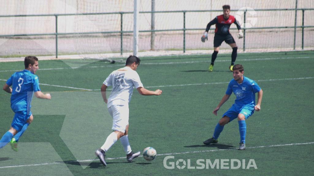 CF San Pedro 1-2 CD Segorbe (17/04/2016), Jorge Sastriques