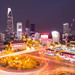 Ho Chi Minh City at night. by DarrenWilch