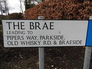 Brae o Auchterhoose