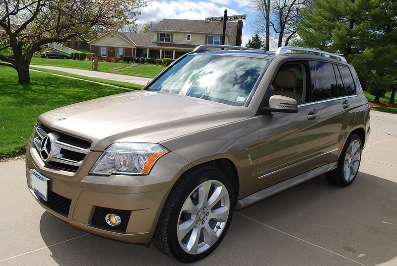 2010 Mercedes GLK 350 Pre-Sale Inspection in St Charles, Mo