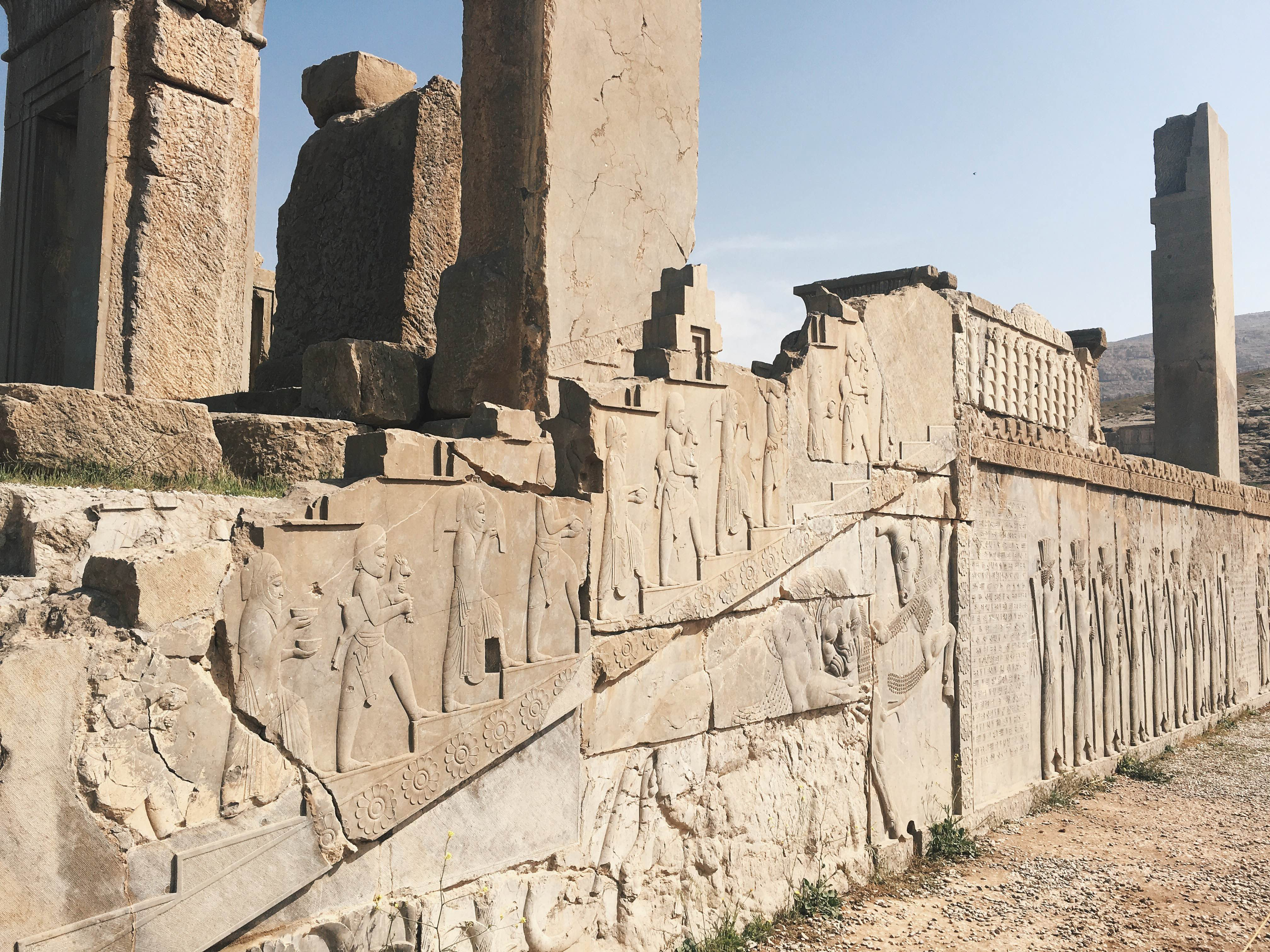 Persépolis, Iran