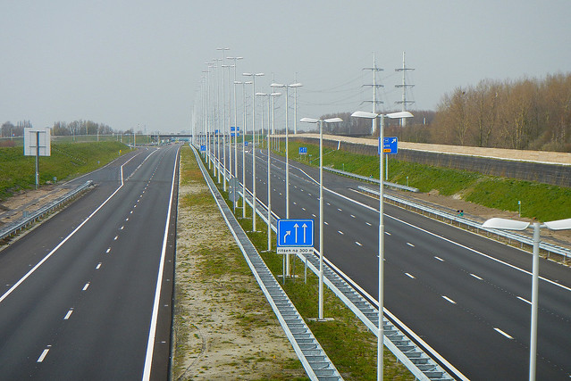 A4 to The Hague