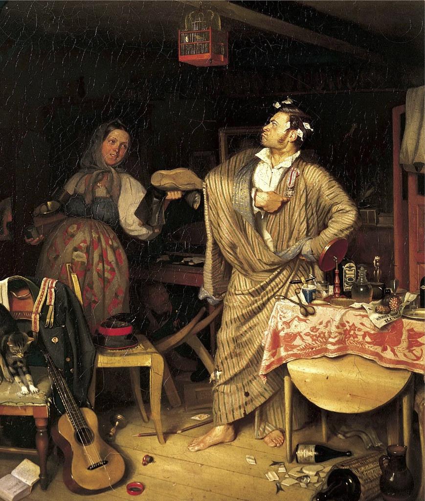 19世纪画家作品选12