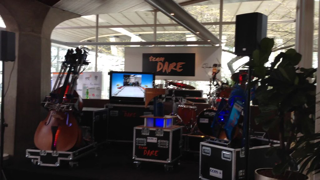 TeamDARE Music band