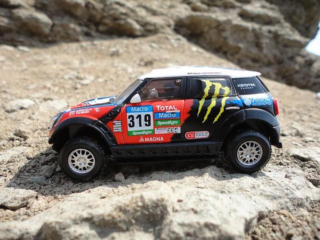 Mini All4 Racing (2015) 1/43 (PCT-IXO)