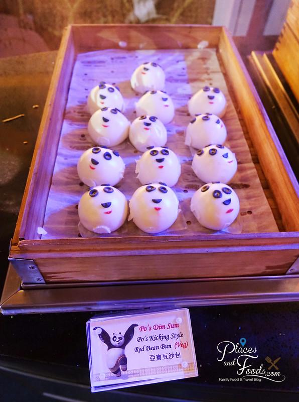 shrekfast kung fu panda buns
