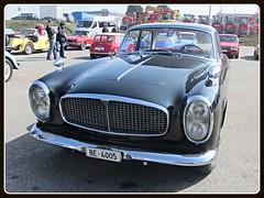 Alvis TE 21 Graber Special, 1964