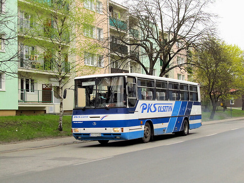 bus autobus olsztyn pks autosan h1010