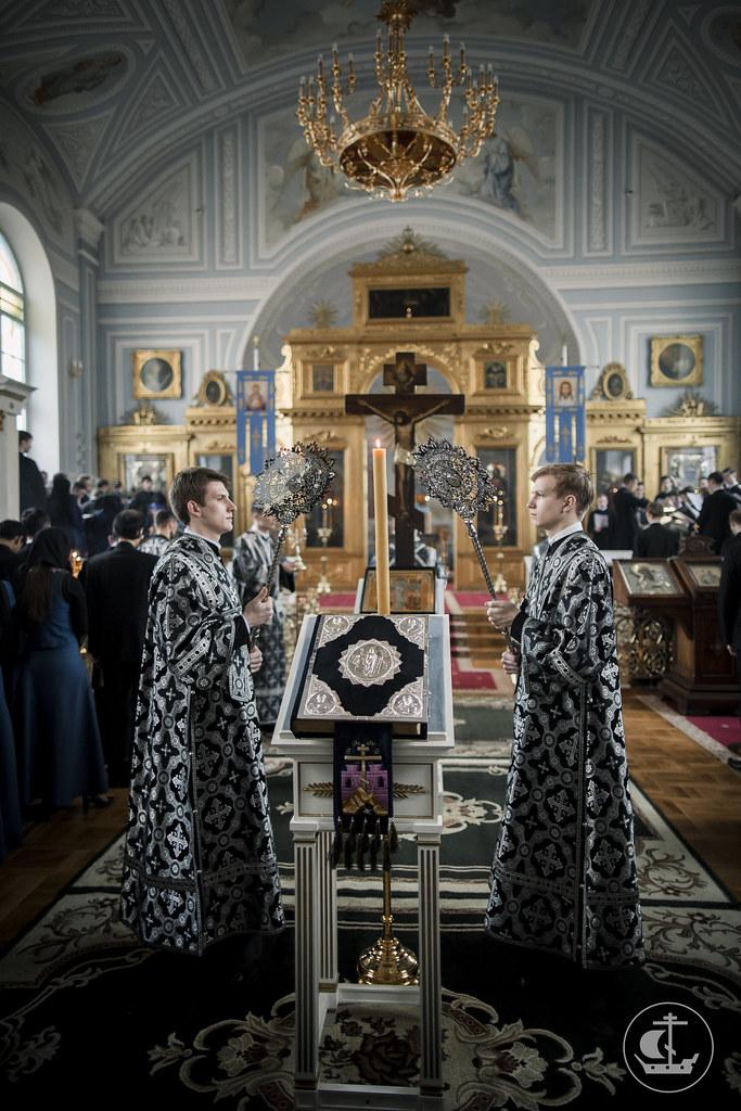 29 апреля 2016, Царские часы Великой Пятницы / 29 April 2016, Royal Hours of the Holy Friday