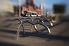 Bike Rack, Promenade, Blackpool