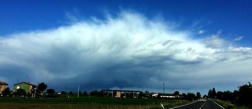 Tempo di temporali,verso Ravenna!