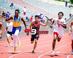 The Regional #trackandfield Championship was held at the Alamo Stadium on Saturday, April 30, 2016. Click the link in the bio to review all the action photos. #ok3sports #tracknation #nikonphotography #sportsphotography #statebound