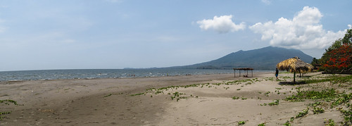 Isla de Ometepe: Playa Santo Domingo