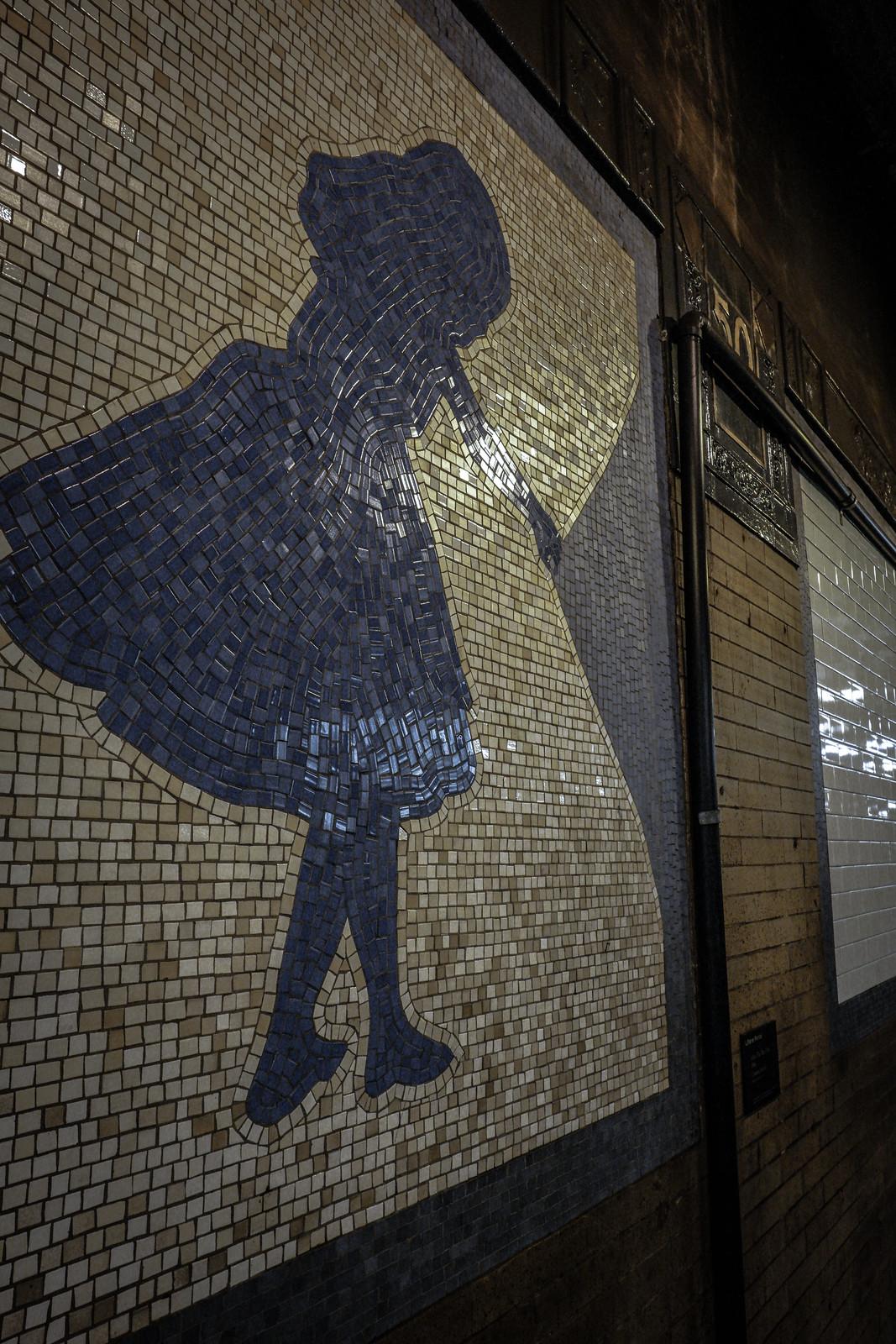 Alice in the Subways