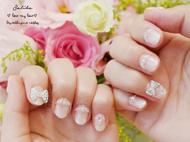 結婚夢幻光療指甲美甲推薦 (16)
