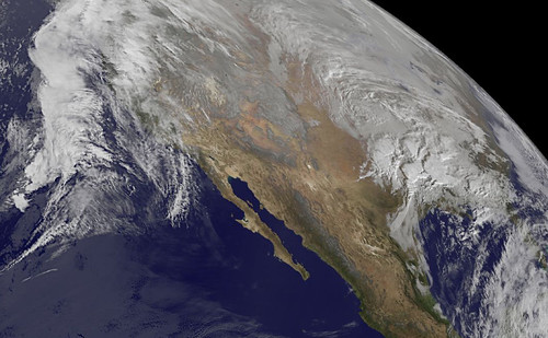 NASA Sees Major Winter Storm Headed for Eastern U.S.