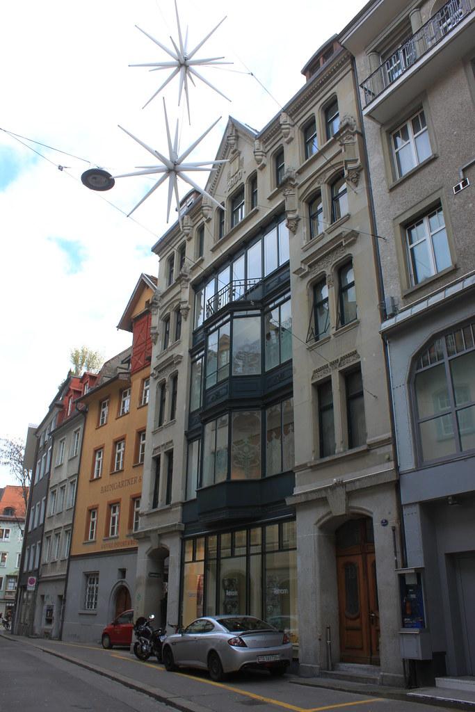 Hotel Oberwaid St Gallen
