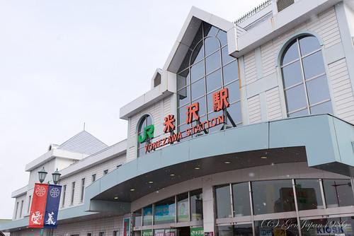 日本 yamagata 山形県 2016 東北地方 米沢市 米沢駅 nikond610