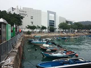 CIRCLEG 遊記 坪洲 一天遊 一日遊 圖文 船 香港 (6)