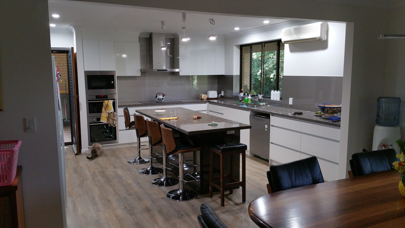 Brisbane Kitchen Company modern design for Rochdale Family