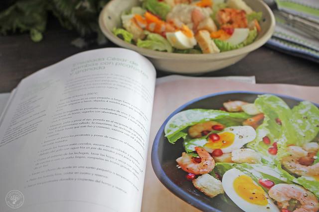 Ensalada Cesar con langostinos www.cocinandoentreolivos.com (21)