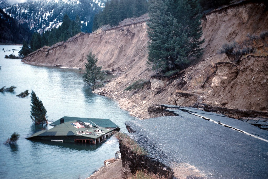 Montana 1959, M7.3 Earthquake