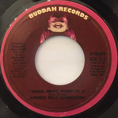 ANDREA TRUE CONNECTION:MORE,MORE,MORE(LABEL SIDE-B)