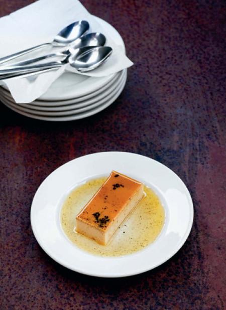 與主廚共餐×焦糖雞蛋布丁-20160205