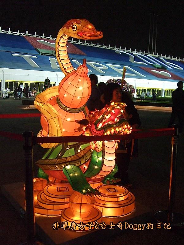 2013台北燈節在花博36