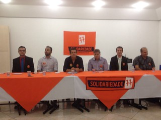 Filiação do vice-prefeito de São Pedro, Thiago Silva